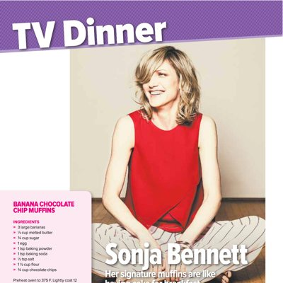 Thumbnail of Sonja Bennett, writer and actor in Vancouver, featured in General coverage