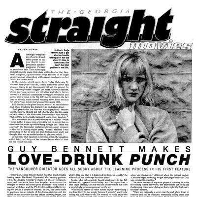 Thumbnail of Sonja Bennett, writer and actor in Vancouver, featured in Punch